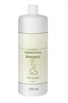 Klassisches Massageöl-pur