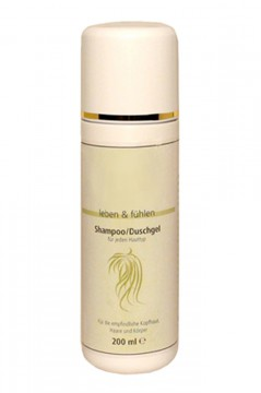 Shampoo / Duschbad Tridosha, 200 ml