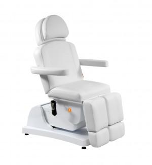 Fußpflegestuhl Queen Foot VII Comfort Elegance 5-motorig