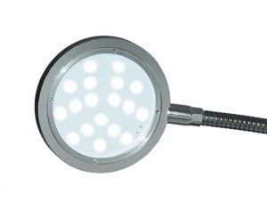 Light Wave LED Arbeitsplatzleuchte