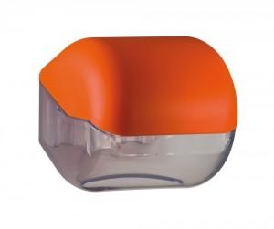 """Topa Spender für 1 Kleinrolle+Bulk Pack """"Edition""""orange"""
