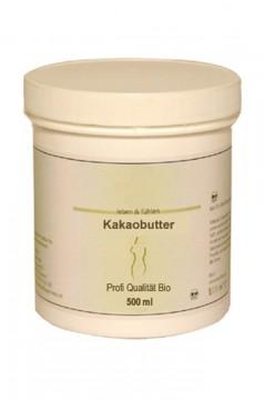 Kakaobutter, 500 ml bio*