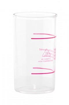 Bedampferglas für Soleni Aromabedampfer III