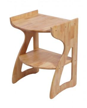 Beistelltisch XV aus Holz