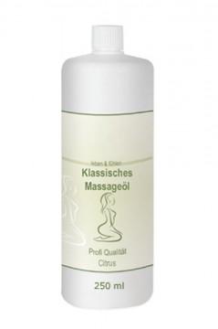 Klassisches Massageöl-citrus