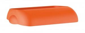 Soft-Touch-Deckel passend für Abfalleimer 23 Liter