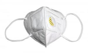 10x Atemschutzmaske Atemschutz Mundschutz Maske FFP2 KN95 mit Ventil