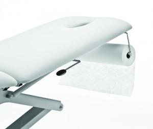 Papierrollenhalter am Kopfteil