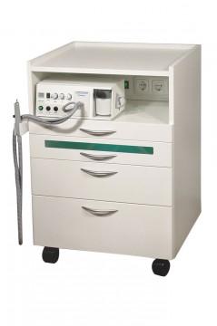 Praxisschrank 0635 mit UV-Fach und Steckdose